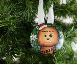 geeky pop culture ornaments gifts for difficult