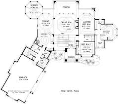 Foyer Plans House Plan The Jasper Hill By Donald A Gardner Architects