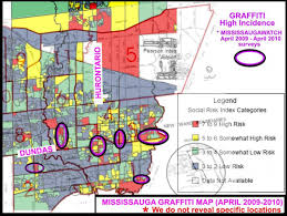 Crime Maps Mississauga Crime Map Crime Map Mississauga Ontario Canada
