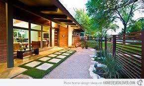 Ideas For Front Yard Landscaping 15 Modern Front Yard Landscape Ideas Home Design Lover