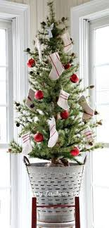 junk chic cottage tree stand inspiration