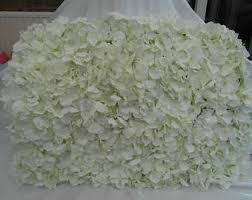 wedding backdrop of flowers flower backdrop etsy