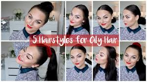 hairstyles to hide really greasy hair simple guidance for you in hairstyles for greasy hair hairstyles