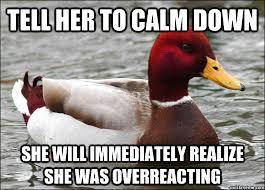 Best Girlfriend Ever Meme - really funny memes malicious advice mallard