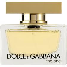 Parfum One dolce gabbana the one eau de parfum tendance parfums