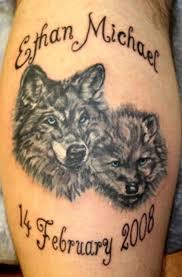 wolf cub tattoos wolf cub tattoos cubs