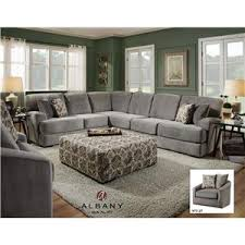 Albany Sectional Sofa Albany 977 Transitional Sectional Sofa A1 Furniture Mattress