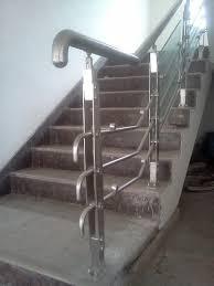 Stainless Steel Banister Rail Stainless Steel Railing Wholesale Trader From Kolkata