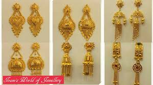 trendy necklace styles images New gold dangle earrings gold in long style trendy fashion of jpg
