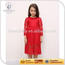 2017 latest design gorgeous lace alibaba wedding dress children