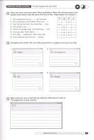 timesaver writing activities