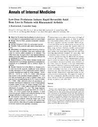 Email Subject For Resume Low Dose Prednisone Induces Rapid Reversible Axial Bone Loss In