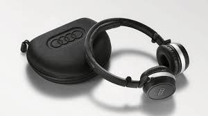 bluetooth audi bluetooth headphones 4h0051701c audi genuine accessories gcc