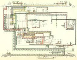porsche 911 electrical diagrams 1965 1989
