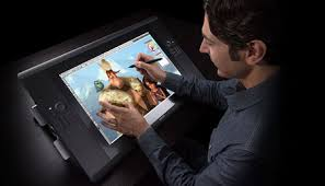 design tablet cintiq tablet by wacom designer daily graphic and web design