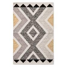 2 x 3 accent rugs multicolor stripe accent rug 2 x3 nate berkus nate berkus