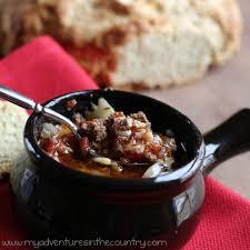 Italian Soup by Hearty Italian Soup