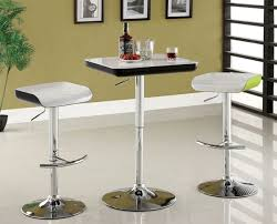 kitchen vintage metal and wood kitchen stools on wood floor cool