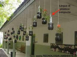 come realizzare un giardino pensile come realizzare un orto in bottiglia tecnologia e ambiente