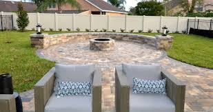 Paver Patio Kits Outdoor Living Orlando Sanford Patios Pergolas Clermont