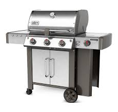 Backyard Grill 5 Burner Gas Grill Reviews Genesis Ii Lx S 340 Gas Grill Weber Com