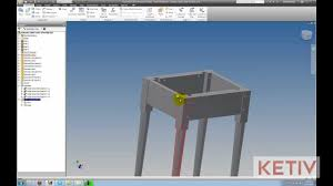 using imates with autodesk inventor youtube