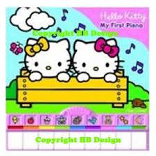 kitty piano