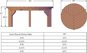 Dining Table Dimension For 6 Retro Outdoor Patio Table 1950s Style Wood Table U0026 Chairs