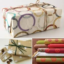 recycled wrapping paper eco friendly wrapping paper popsugar home