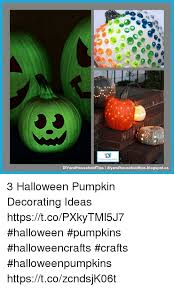 Halloween Pumpkin Decorating Ideas Diyandhouseholdtips Diyandhouseholdtipsblogspotca 3 Halloween