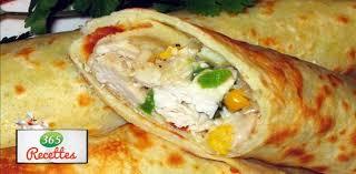 recette de cuisine mexicaine facile recette crêpes farcies à la mexicaine très facile