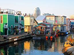 Airbnb Houseboat by Albion Manor Victoria Bc Wandering Through Time And Place