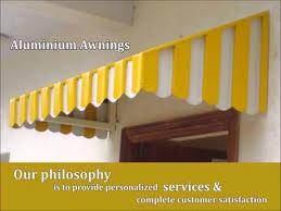 Aluminium Window Awnings Window Awnings In Delhi Latest Awnings Design Wide Range Of High