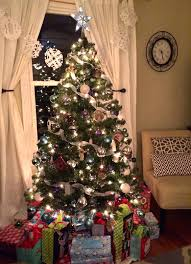 this little house of mine obligatory christmas tree post of the week