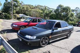 subaru rsti coupe my 1992 subaru liberty rs turbo her name is gerty and she u0027s tough