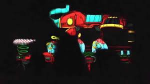 elephant digital mapping show la zoo lights 2014 holiday christmas