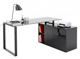 bureau ordinateur d angle grand bureau avec rangement mobilier de bureau usag grand bureau