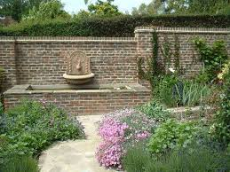 outdoor garden wall designs landscaping and outdoor building