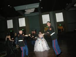don u0027t look like an escort at the marine corps ball