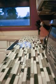 kitchen remodel phase two complete backsplash