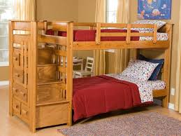 Plans For Bunk Beds Twin Over Full by Bunk Beds Bunk Beds For Kids With Stairs Decofurnish Bunk