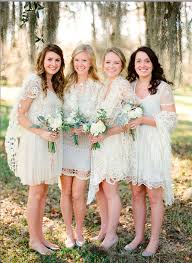 lace bridesmaid dress ideas
