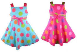 editions polkadot dresses treasure box