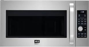Microwave And Toaster Set Over The Range Convection Microwaves