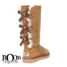 ugg bailey bow sale size 7 ugg bailey bow youth ebay