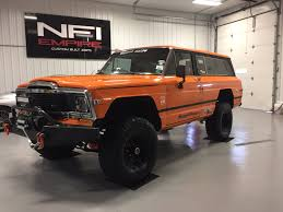 jeep modified classic 4x4 nfi empire