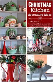 christmas kitchen decorating ideas holiday inspiration hoosier