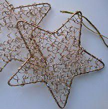 make ornaments using chemistry