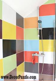 bathroom wall tile design top shower tile ideas and designs to tiling a shower