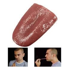 aliexpress com buy tongue realistic tongue gross jokes prank